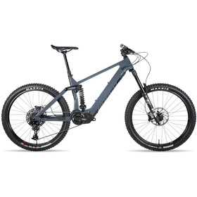 Norco Bicycles Range VLT C2, charcoal grey/action orange